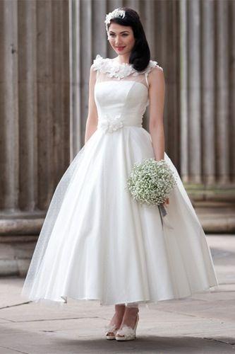 50S Style Wedding Dresses Glasgow 41