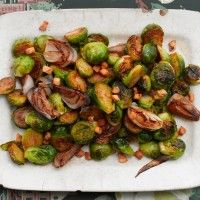 Sweet-and-Sour Brussels Sprouts - Bon Appétit