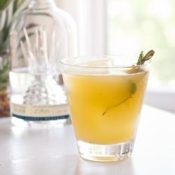 160581 - Pineapple Cilantro Serrano Cocktail