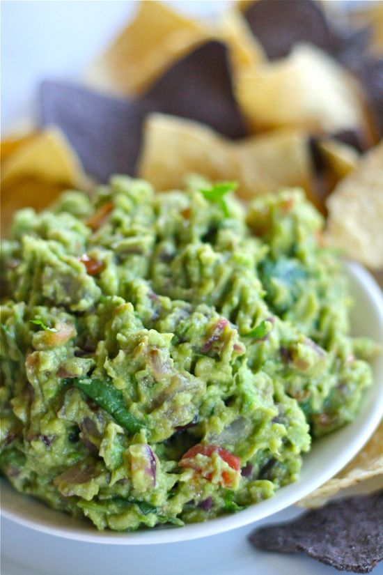Grilled Guacamole | Food Snacks and dips | Pinterest