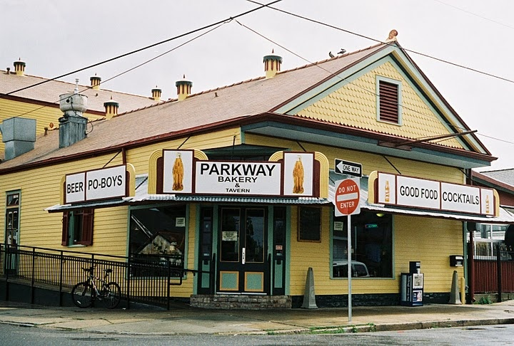 Parkway tavern nola ny homes away from home pinterest for Parkway new orleans