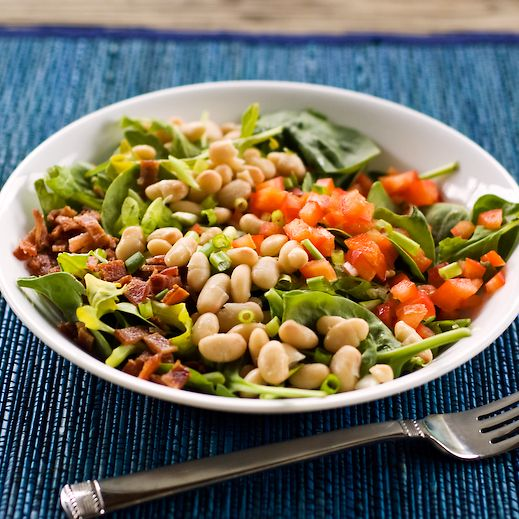 White Bean Salad | salad | Pinterest