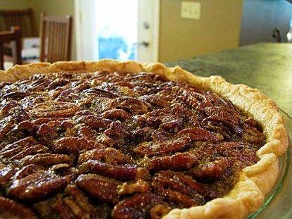 Maple Pecan Pie (with Bourbon) | Easy as Pie | Pinterest