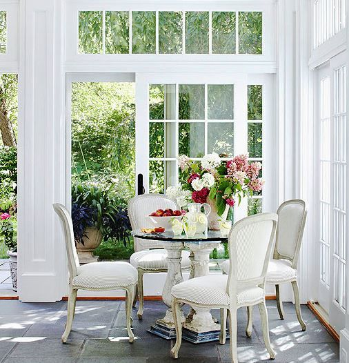 sun room dining home repair pinterest
