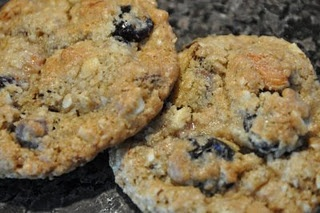 Chewy Oatmeal, Cherry, Toffee Cookies | Cookies | Pinterest