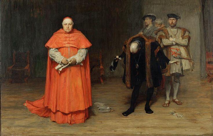 Disgrace of Cardinal Wolsey