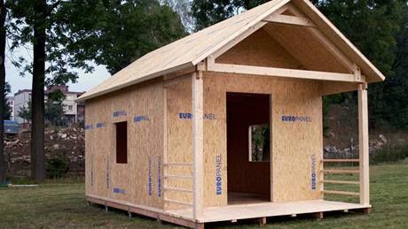 Konstrukce ze dřeva