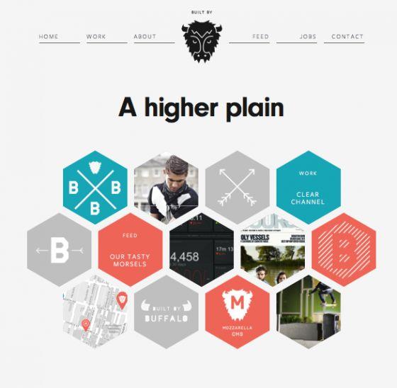Galerry flat design ideas website