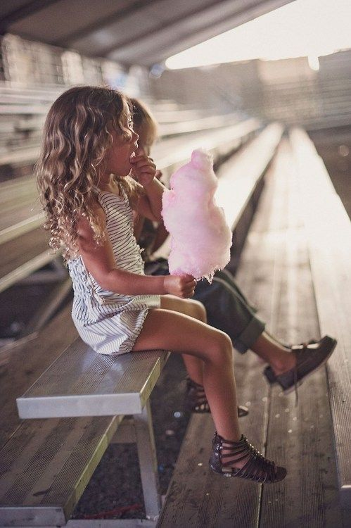 It might be possible to allow a summer to pass without sharing some cotton candy with a friend; but what fun would that be?