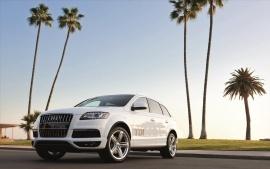 Audi Q7 TDI S 2012 | Places & Spaces | Pinterest