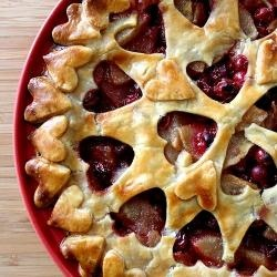 Cranberry Pear Pie | mangia | Pinterest