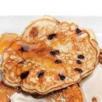 Oatmeal-raisin Pancakes | Just call me Ms. Culinarian | Pinterest
