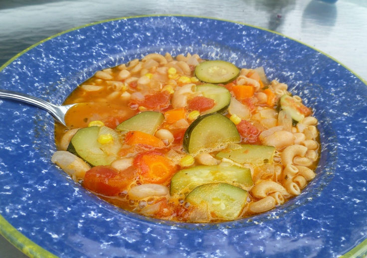 Zucchini Soup   Favorite Recipes   Pinterest