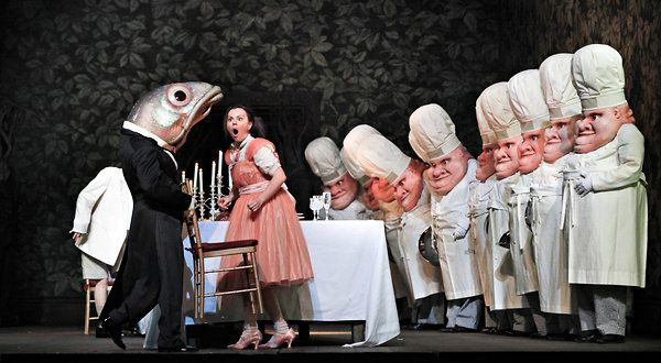 Hansel and Gretel' at Metropolitan Opera - Review - NYTimes.com
