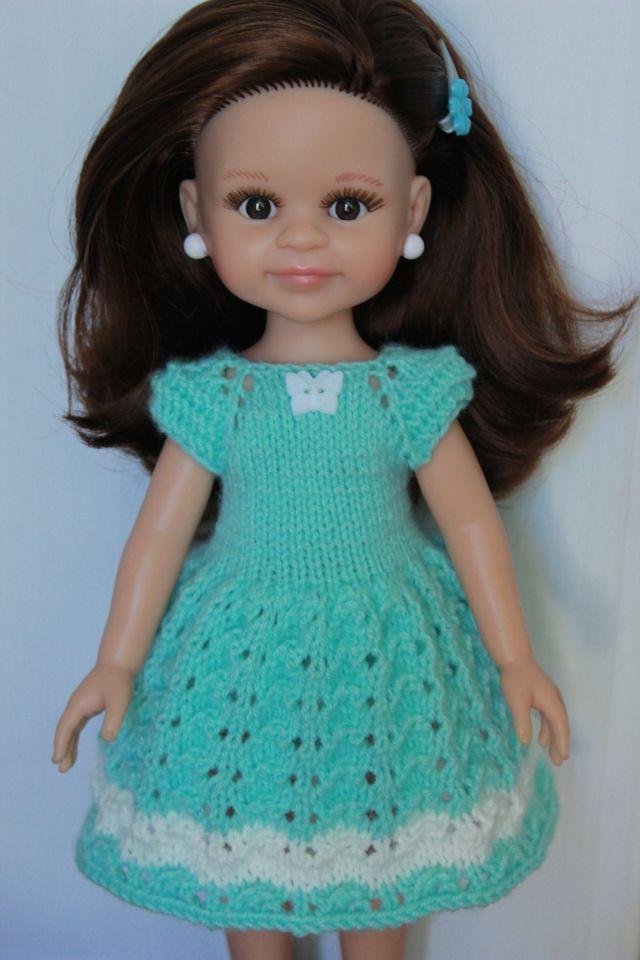 Вязание для кукол на продажу 51