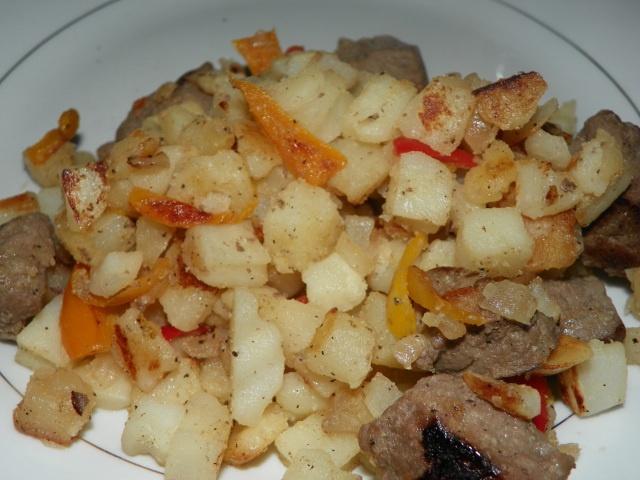 Steak Hash | Yummy Food! | Pinterest