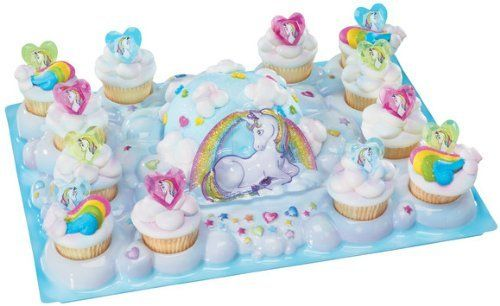 Horse Cupcake Rings