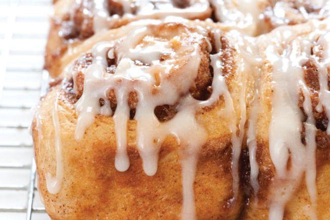 Everyday Cinnamon Rolls. Recipe courtesy of America's Test Kitchen ...