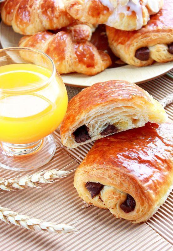 Petit pain chocolat et amande1   Cakes & Cookies   Pinterest