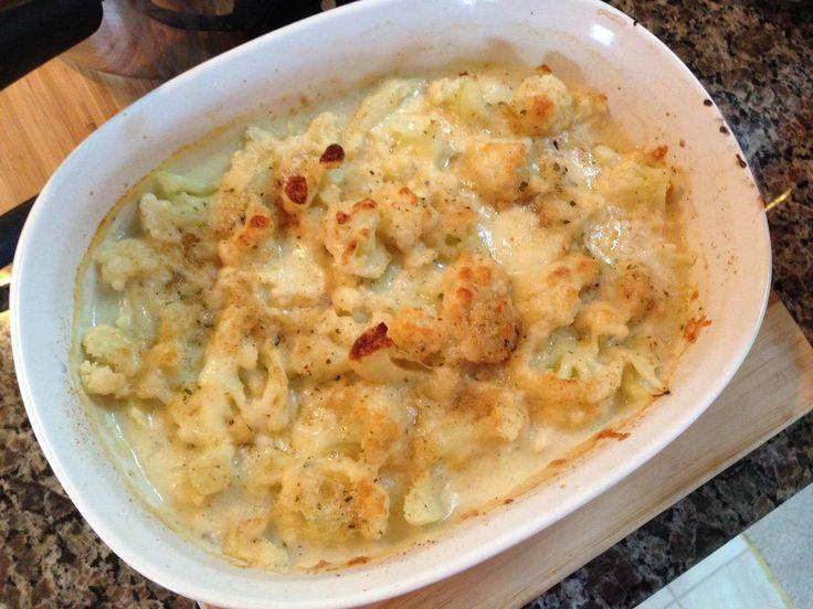Cheddar Cauliflower Recipes — Dishmaps
