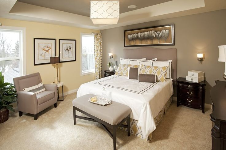 Tray ceiling paint colors bedding bedroom ideas for How to paint a bedroom ceiling