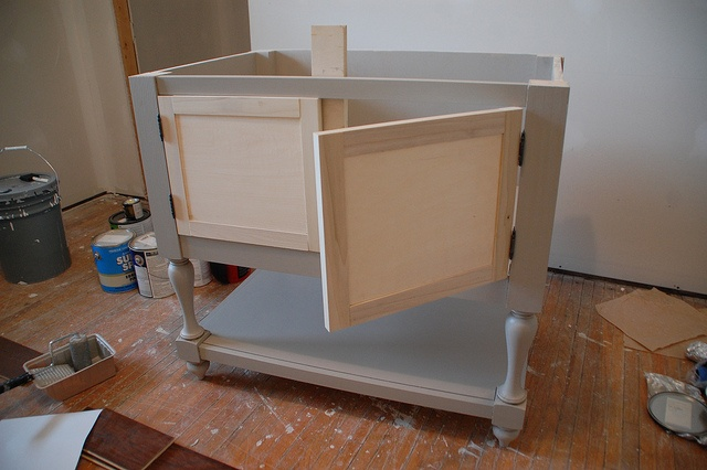 Build A Vanity Base From Scratch Master Bath Pinterest