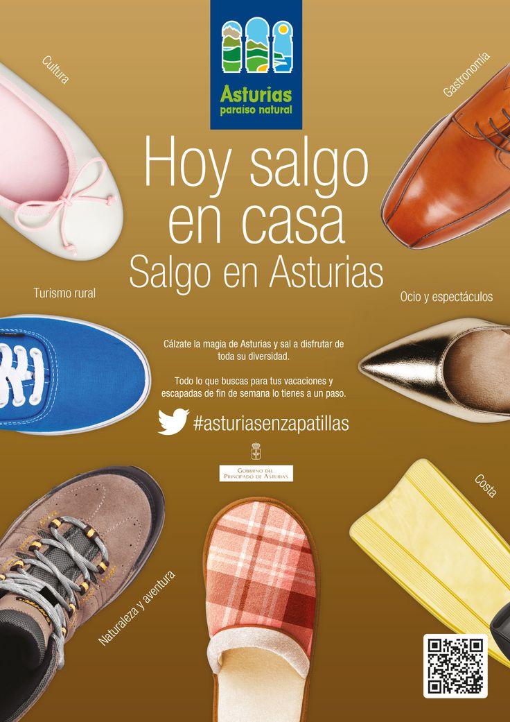 """Nueva campaña de promoción turística: """"Hoy salgo en casa, salgo en Asturias"""" - Blog Turista de Moda"""