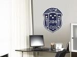 "Zeta Bigheadz Wall Graphic 27"" or 13"""