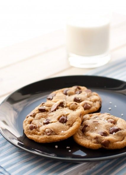 Salted Browned Butter Chocolate Chip Cookies - Cooking Classy