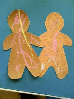 Teacher Tom: The Tradition Of The Sandpaper Gingerbread Babies