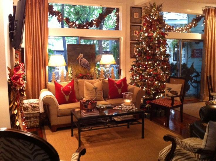 2012 Den Christmas My Christmas Home Decor Pinterest