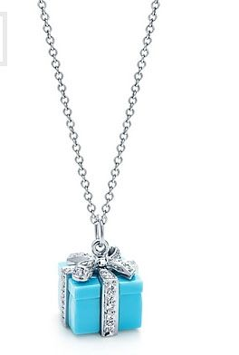I have never got anything from Tiffany's, but I would LOVE this necklace!!