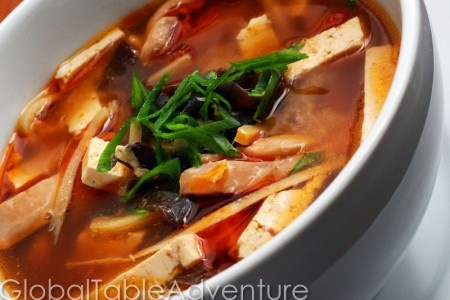 Sichuan Hot and Sour Soup | Recipe