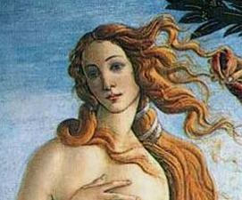 The Birth of Venus (Botticelli - 27.5KB