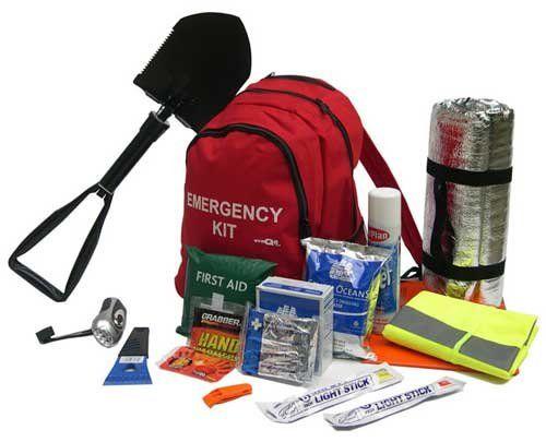 Best emergency kit car zestaw