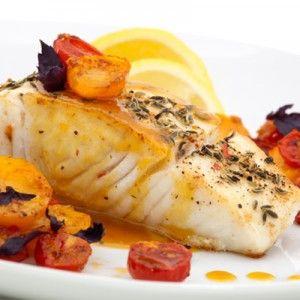halibut | Not afraid to cook Seafood | Pinterest