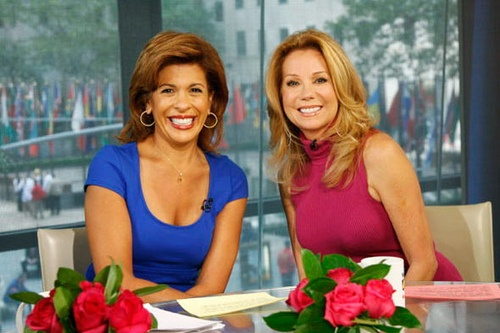 Kathie Lee and Hoda Kotb.  Great chemistry makes for a great show.