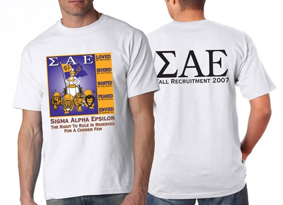 Pinterest discover and save creative ideas for Fraternity rush shirt ideas