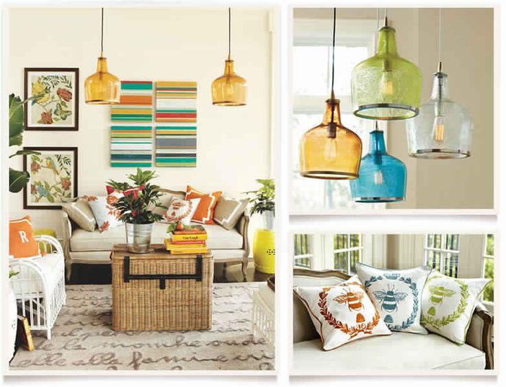 Cute living room by ballard designs hello yellow pinterest - Cute living room ideas ...