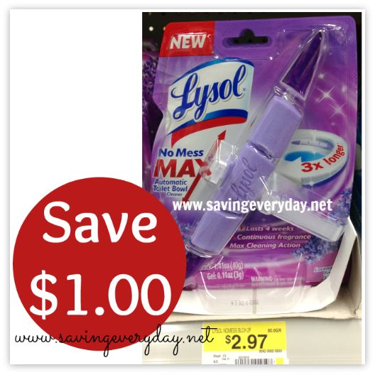 Lysol toilet bowl cleaner coupon 2018