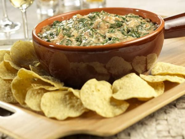 Warm Spinach Dip | KitchenDaily.com
