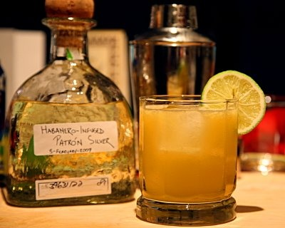 Habanero Tequila Recipe — Dishmaps