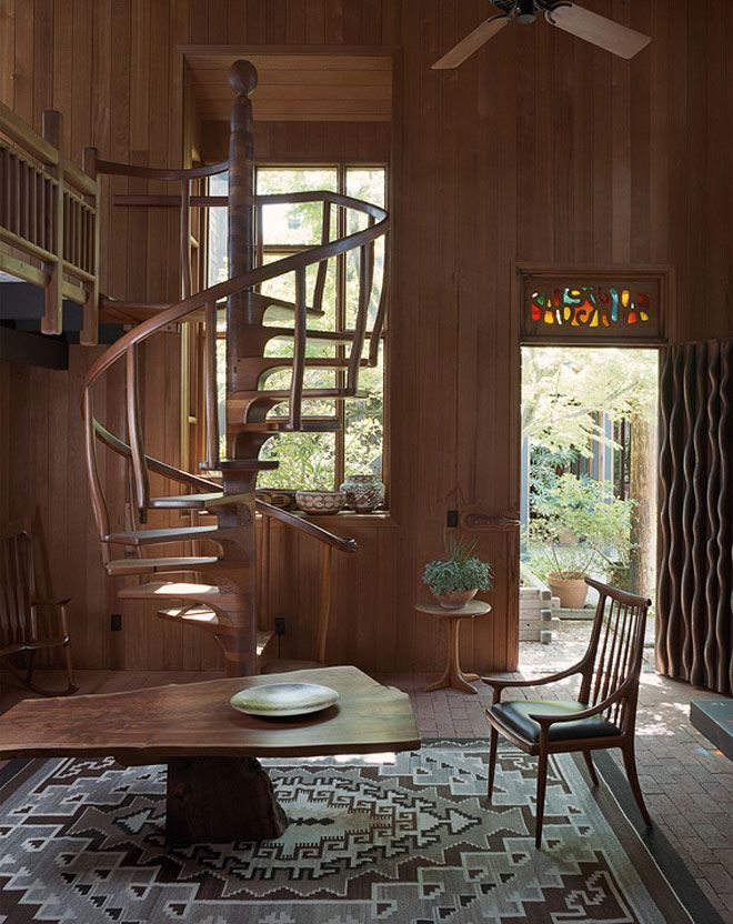 house from artists' handmade houses by michael gotkin