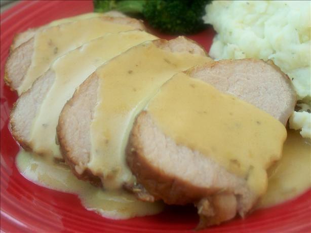 Honey, Mustard and Rosemary Roast Pork - this isn't really a slow ...