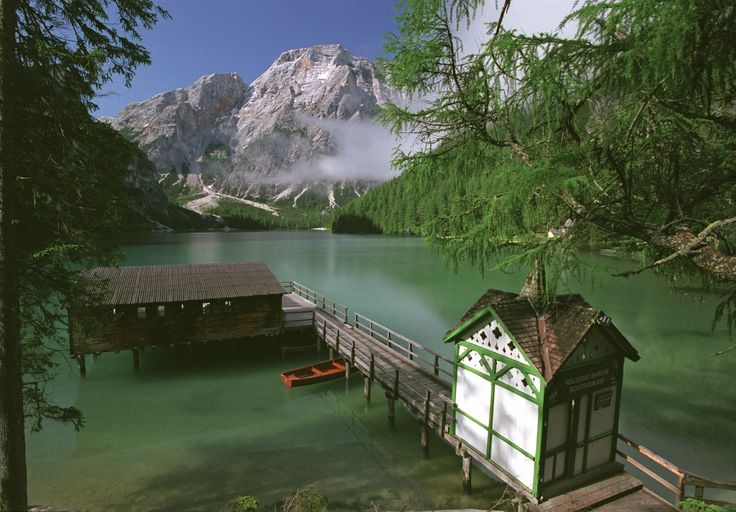 lago di braies prags - photo #19