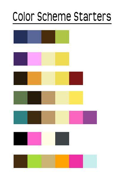 28 Color Scheme Examples Color Scheme Examples