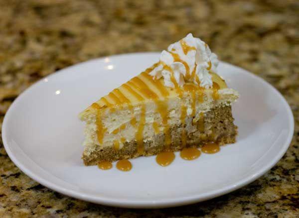 Coffeehouse Caramel Macchiato Cheesecake   Just Cheesecakes   Pintere ...