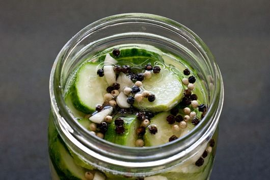 Fast Homemade Pickles Recipes — Dishmaps