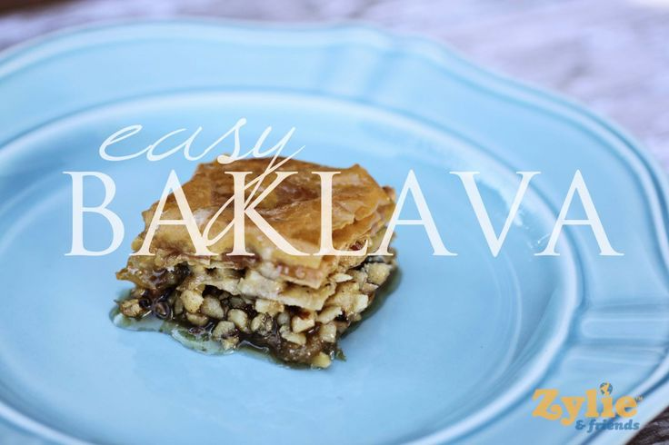 Simple Baklava Recipe — Dishmaps