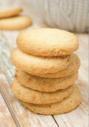 Cream Cheese Shortbread Cookies | Dessert Recipes | Pinterest